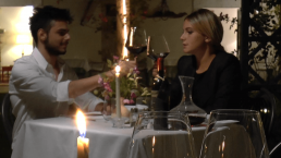 Cena romantica Ristorante La Vecchia Posta Bagno Vignoni